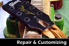 Repair & Customizing