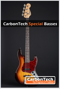 CarbonTech Special Basses