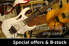 Special offers & B-stock