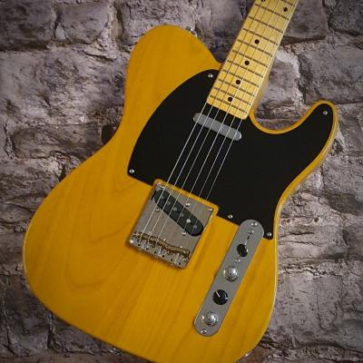 Vox Humana Tele Butterscotch